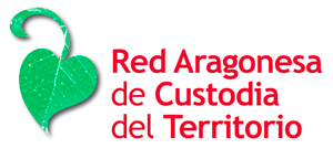 Logo red aragonesa custodia