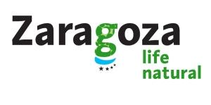 Logotipo LIFE Zaragoza natural
