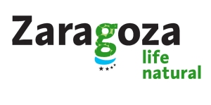 Logotipo LIFE Zaragoza natural