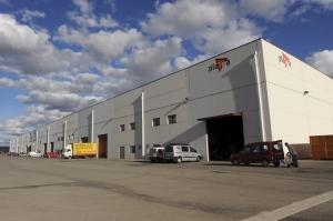 Naves-del-poligono-industrial-Platea-en-Teruel